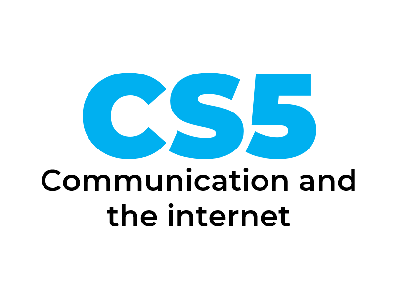 Edexcel GCSE Computer Science - Networks