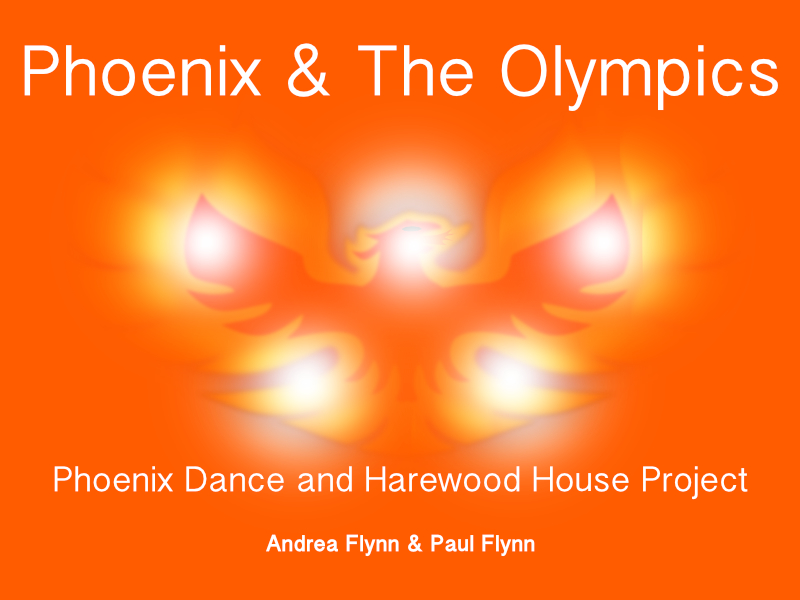 Phoenix Dance and the Olympics