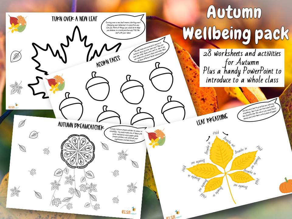 Autumn wellbeing pack