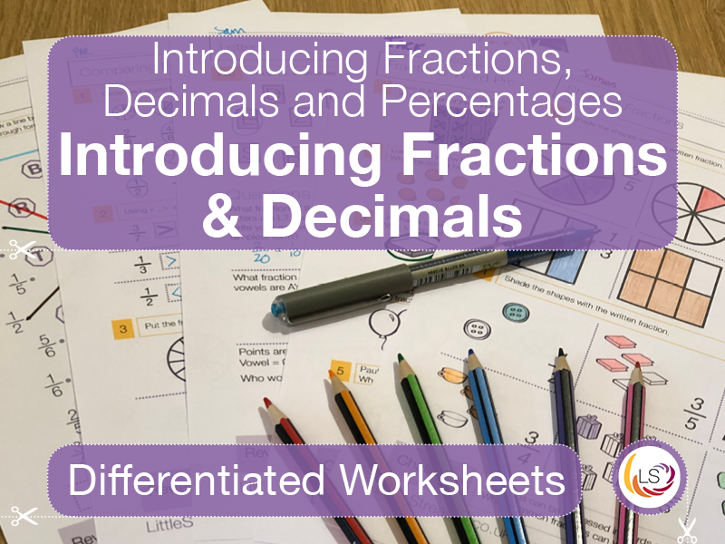 Introducing Fractions and Decimals
