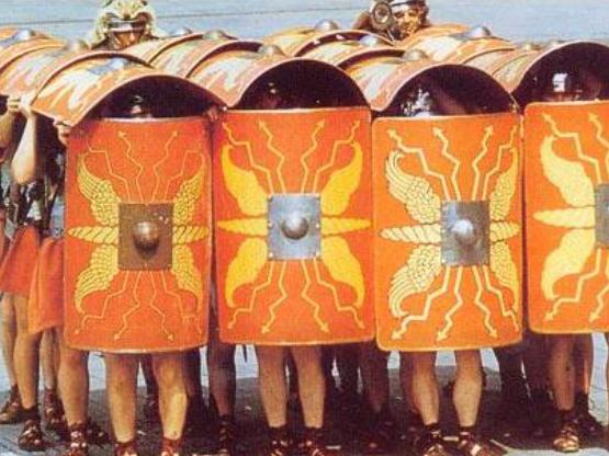 Roman Invasion of Britain - Thinking Skills Diamond Ranking (KS2)
