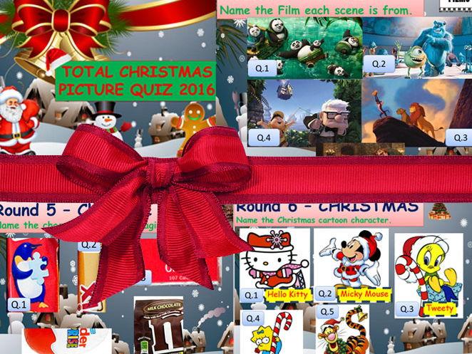 CHRISTMAS XMAS QUIZ 90 Questions 3 quiz Mega deal