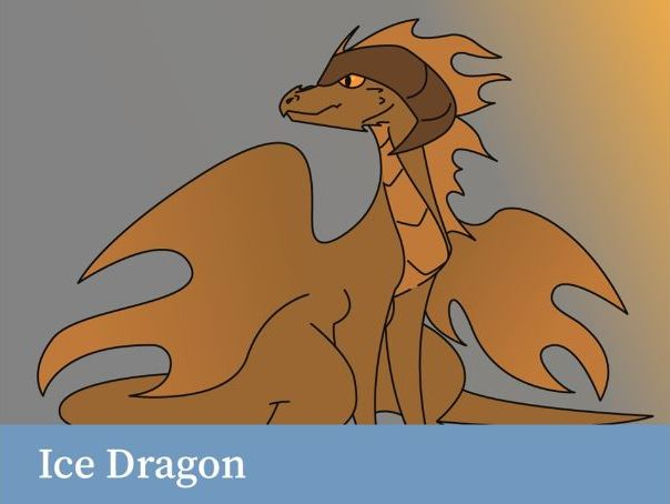KS2 Fiction Comprehension: Ice Dragon