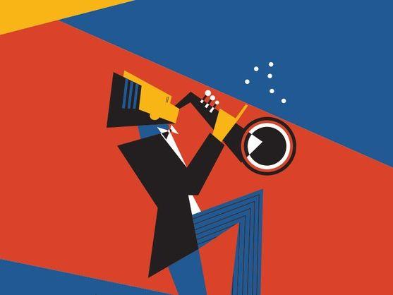 Four Decades of Jazz (1910-1950)
