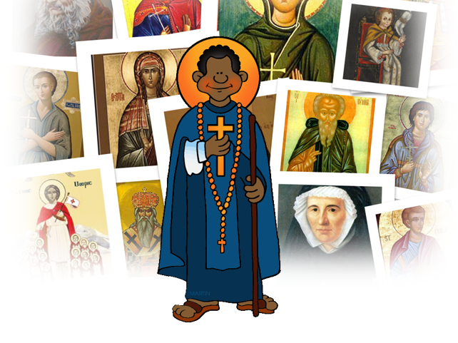An introduction to Christian (Roman Catholic) Saints