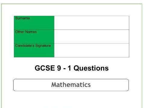 Angles for GCSE