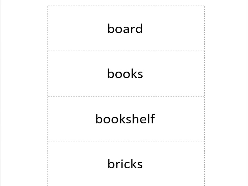 Classroom labels 100 equipment words ready for your classroom