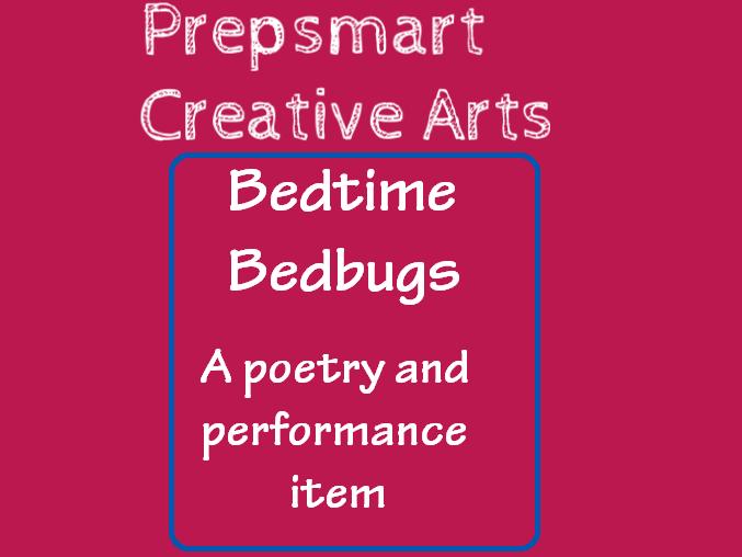 Bedtime Bedbugs