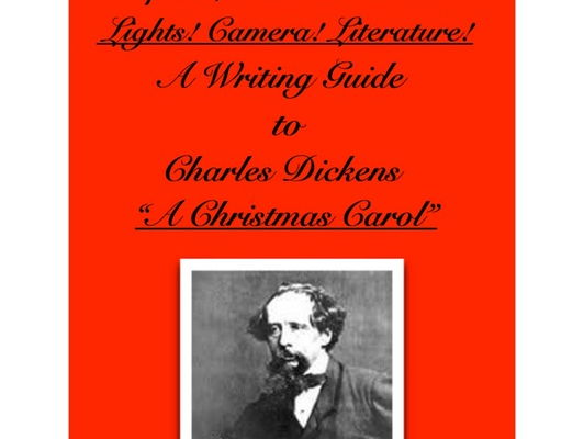 "Dickens ""A Christmas Carol"" Film and Study Guide by Light! Camera! Literature!"