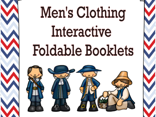 Colonial America: Men's Clothing