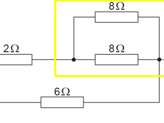 Circuit analysis questions and step-by-step worked analysis