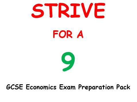 OCR GCSE ECONOMICS REVISION GUIDE