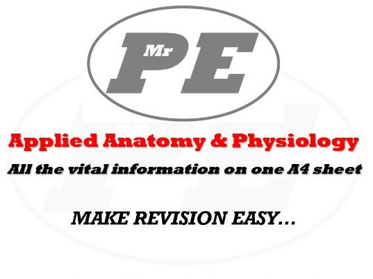 KEY INFO SHEET Anatomy & Physiology