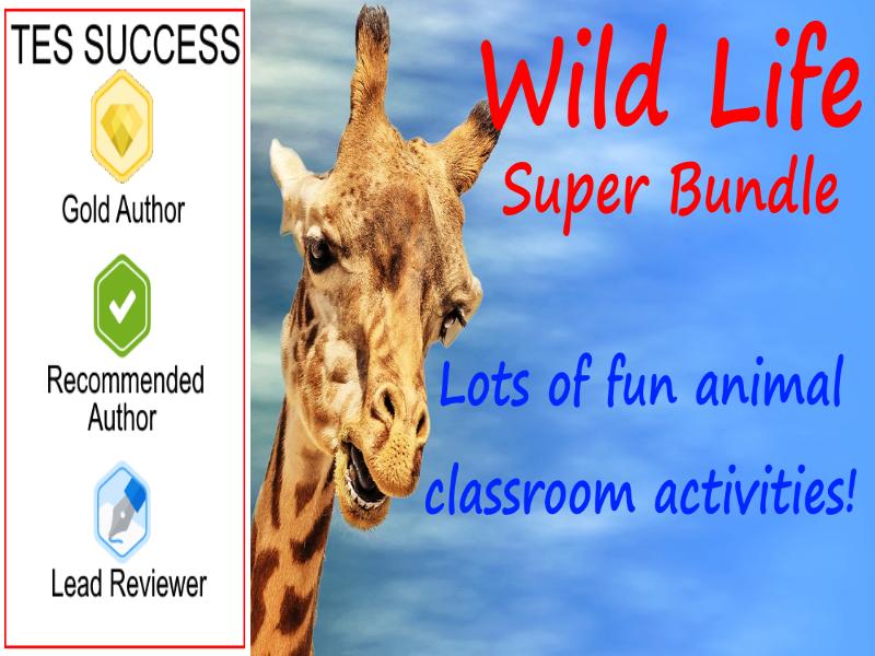National Wildlife Week Bundle