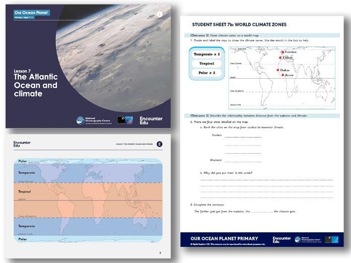 Climate KS2 Geography