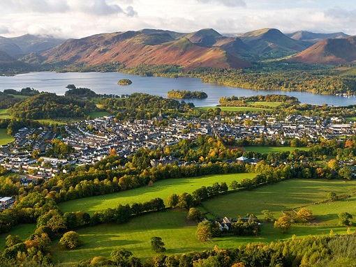 Lesson 2 - Rural Periphery - UK's Evolving Human Landscape (2016)