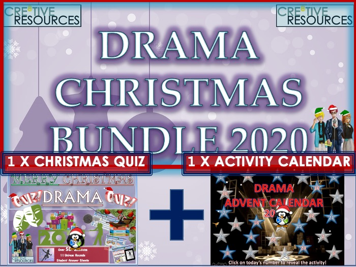Drama Christmas Bundle