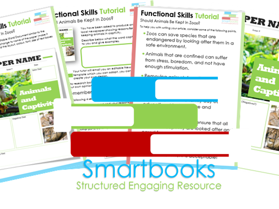 Functional Skills Tutorial - Should Animals Be Kept In A Zoo