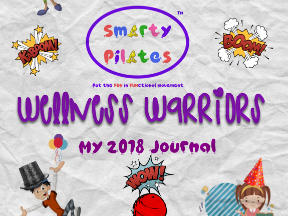 Wellness Warriors Journal - free sample