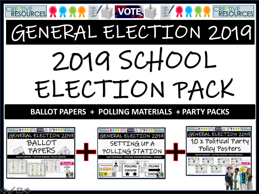 School General Election  2019