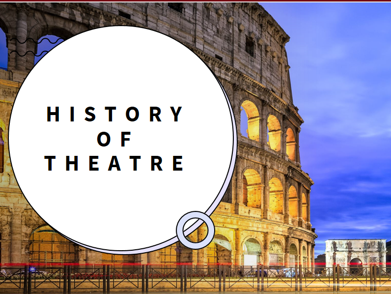 Theatre through History SOW (CLASSROOM)