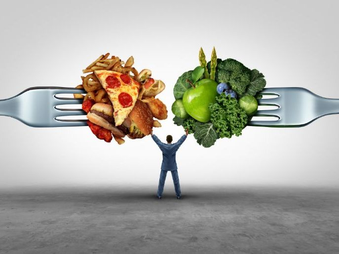 Making food Choices - Nutrition and Healthy Lifestyle - KS3