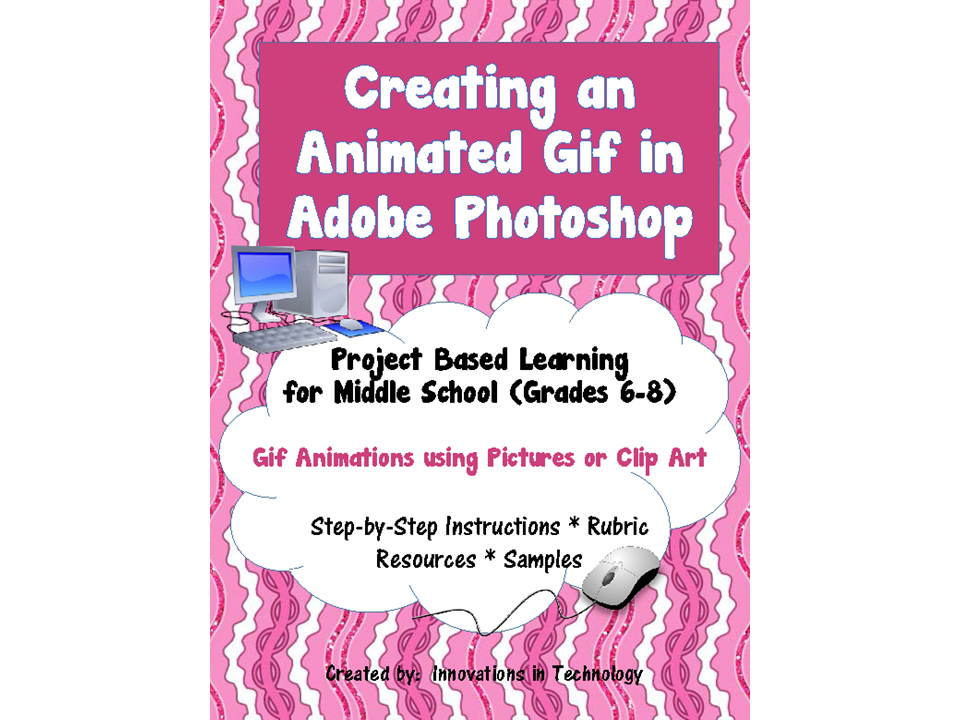 Creating an Animated Gif in Adobe Photoshop
