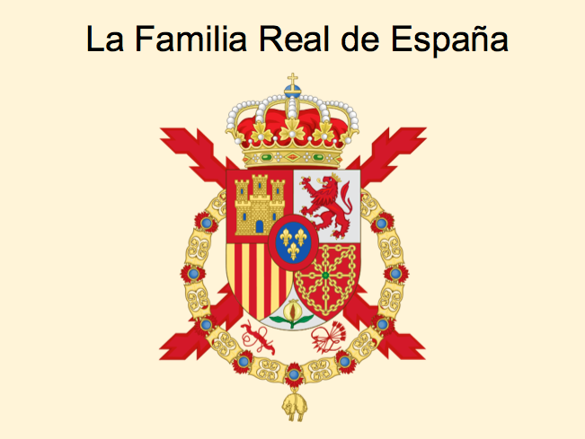 The Spanish Royal Family - La Familia Real de España