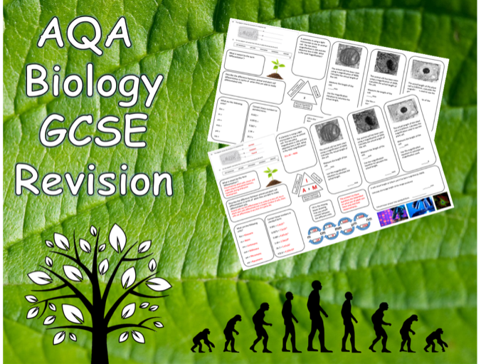 4.1.1 Cell Structure - AQA Trilogy (Biology) Revision with Answers