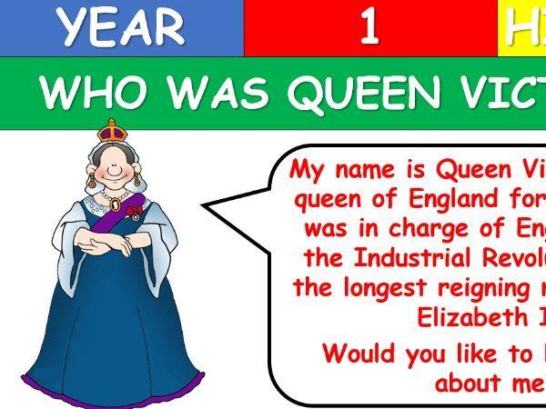 KS1 History - Queen Victoria