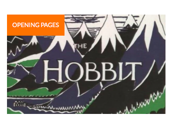 The Hobbit: Teaching & Homework Resources: Chapter 1 Vocab List & Comprehension Quiz