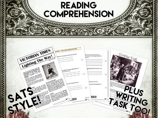 KS2 Florence Nightingale Reading Comprehension