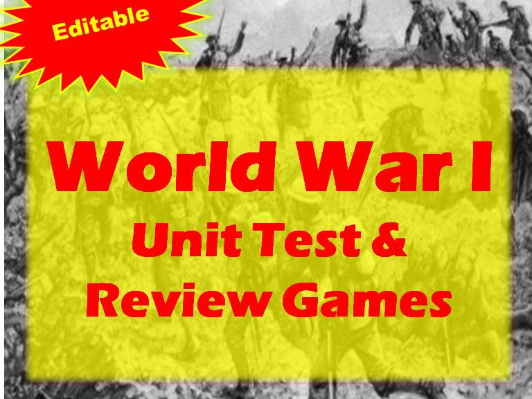 5 paragraph essay on world war 1 1 identify and discuss the three most significant factors leading to the outbreak of world war i 2 investigate and discuss the 'war readiness' and military strengths and weaknesses of europe's major powers in 1914.