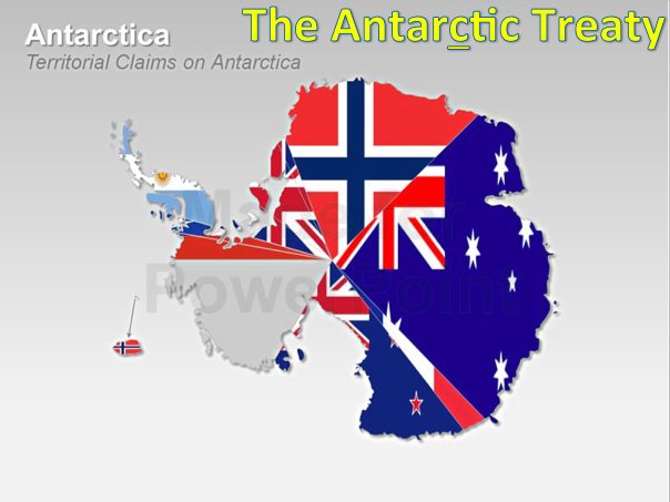 KS3 Deserts - The Antarctic Treaty
