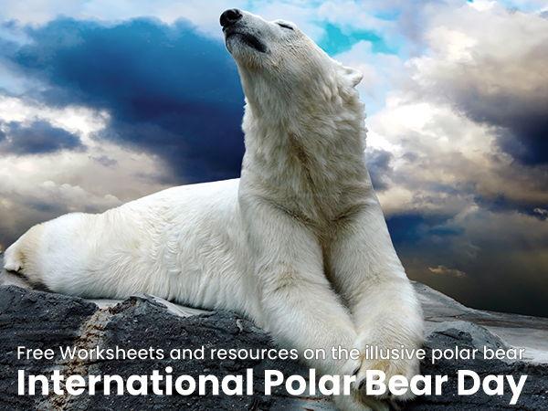 National Polar Bear Day - Word Search