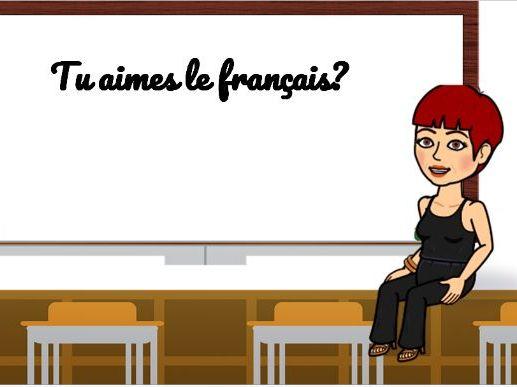 Tu aimes le français?