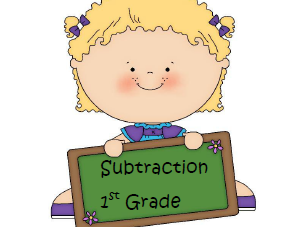 Beginning Subtraction Facts Cards and Worksheets