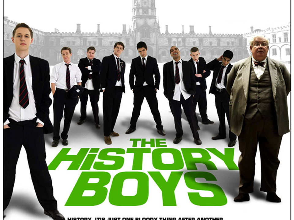 'The History Boys' - Posner and the theme of Belonging