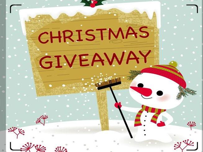 Christmas Giveaway - Fantastic Value Bundle