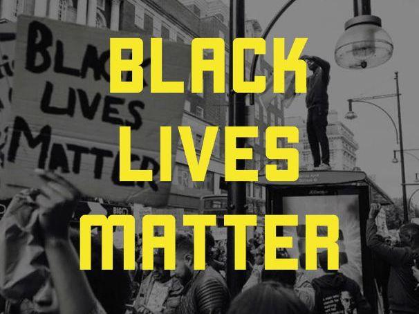 Black Lives Matter - KS3