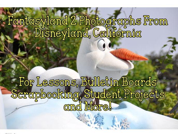 Photographs: Disneyland: Fantasyland 2