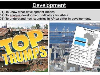 Africa - Development