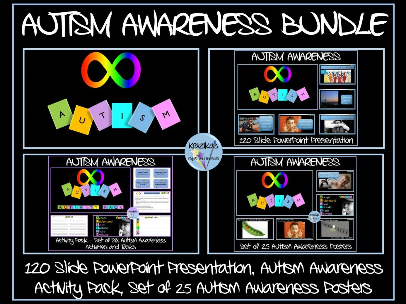 Autism Awareness Bundle