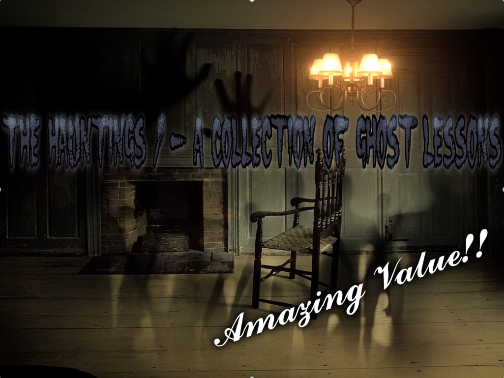 The Hauntings 2 - A Collection of Ghost Lessons