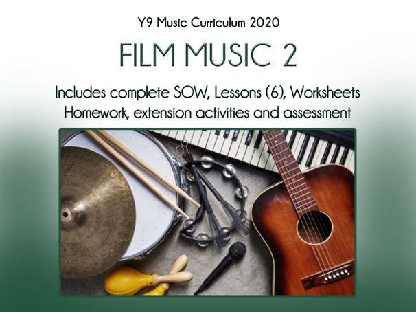 Y9 FILM MUSIC 2