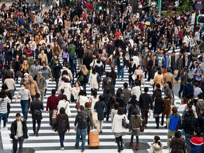 Why Is The World's Urban Population Growing
