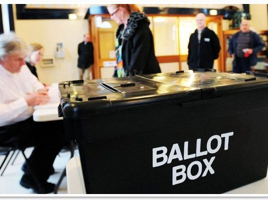 General Elections: Collapsed Timetable Day