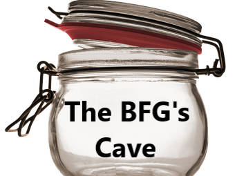 The BFG'S Cave