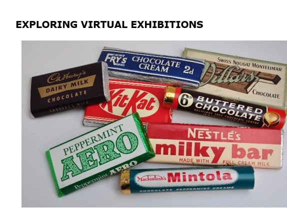 Exploring Virtual Art Exhibitions: Scavenger Hunt and Task
