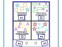 Ratio Matching  Task, Autism & Special Education